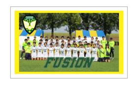 【学生限定コース】FUSION集合写真ポストカード