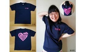 感謝のメール・オリジナルTシャツ1枚