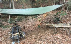 【ソロキャンプ/野営の方は必見 】CSD笠間 1ヶ月間キャンプし放題プラン