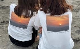 【Amistadコラボ】オーガニックコットン100%Tシャツ応援コース