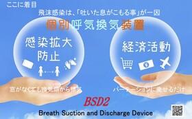 B.日本中で猛威を振るっている新型コロナウイルス感染症に負けない社会を作る。