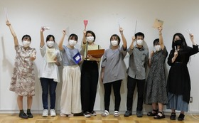病院にアートを 学生によるオリジナルポストカードプラン【※寄付控除対象】