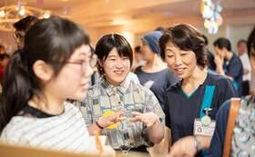 病院にアートを お披露目会ご招待プラン【※寄付控除対象】