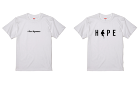 【50万円】Tシャツ2種セット