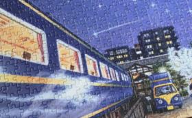 鈴木周作先生 オリジナルジグソーパズルコース|10,000円