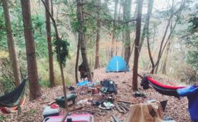 【ファミリーキャンプ/野営の方は必見 】CSD笠間 3ヶ月間キャンプし放題プラン