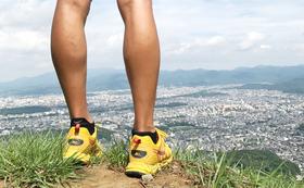 日本縦断した「靴」をお送りします!