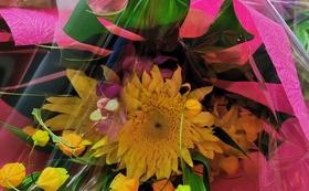 お花で日本を変えてみたまえドネーション!