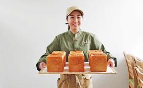 食パン5斤を子ども食堂にプレゼント