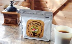 追加しました!【このほしのコーヒータイムセット】ツリーハウスオリジナルブレンドコーヒーと本拠地五城目町のお菓子をお届け。