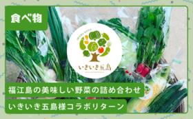 グットニート五島の野菜の詰め合わせ