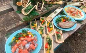 【2021/9/25 第2回 クヤナ村のアラスカの食材を使ったアウトドアイベント/ソロの方】