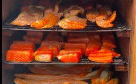 【2021/9/25 第2回 クヤナ村のアラスカの食材を使ったアウトドアイベント/ファミリーの方】