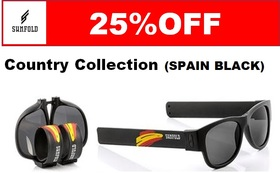 【25%OFF(1,600円おトク!)】Country Collection (SPAIN BLACK)