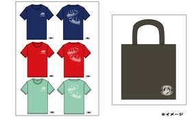 【グッズ】Tシャツ or エコバックコース
