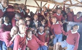 ケニアの子どもたちからの感謝ビデオレター
