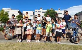マーチングに取り組む子どもたちにエールを!【お礼のメール・活動報告】1000円コース
