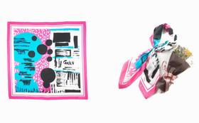 【HERALBONY x byGAKU スカーフ - Summer Trip】+マグネット+画集本&CD