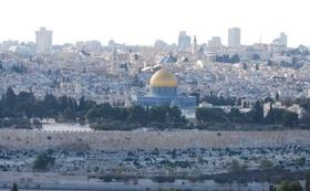 パレスチナ/イスラエルのオリジナル写真 ポストカード 5枚