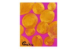 【キャンバスF20:Gold Bubble】+マグネット+画集本&CD