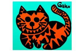 【キャンバスF20:Lespo Cat】+マグネット+画集本&CD