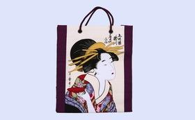 和柄ショッピング袋