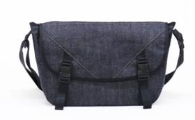 お礼のメールと井原D# デニムで作成された特製トートバッグ