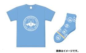 ご当地キャラ成田詣オリジナルTシャツ&靴下屋コラボソックス