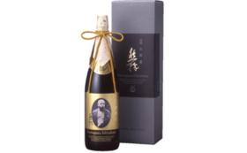 J|熊楠の実家(世界一統)が造ったお酒  大吟醸「熊楠1.8L」+銘板にお名前掲載+グッズ