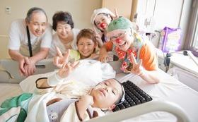 ありがとう赤鼻応援コース(87000円)クリニクラウンがWebであなたを応援!!