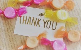 1.感謝のメール