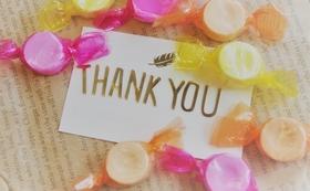 3.感謝のメール