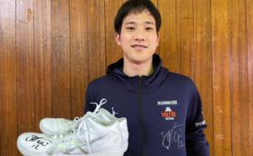 福田選手サイン入りグッズコース