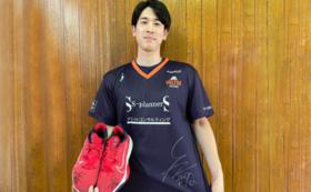 村越選手サイン入りグッズコース
