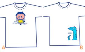 C クラウドファンディング限定オリジナルTシャツ