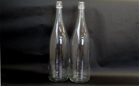 【クラウドファンド限定】白桃酵母とメロン酵母の純米吟醸生原酒1800ml(各1本ずつ)