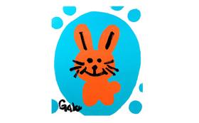 【キャンバスF20:Bunny Egg】+マグネット+画集本&CD