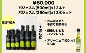 バジェスル¥60,000コース