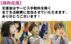 【純粋応援】リターン不要の方(30,000円)