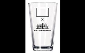 【コラボ】店内で使用するスペシャルコラボグラス(USパイント型)