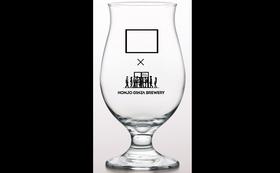 【コラボ】店内で使用するスペシャルコラボグラス(チューリップ型)