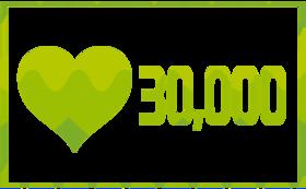 無償の愛 30,000