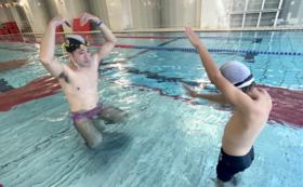 【5】水泳指導セミナー +  無料で参加できる子どもを「1人」増やせます!