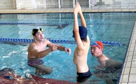 【6】水泳指導セミナー +  無料で参加できる子どもを「3人」増やせます!