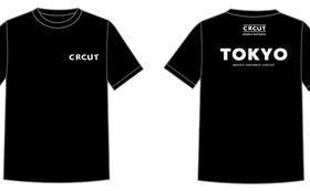東京大会限定Tシャツで応援!