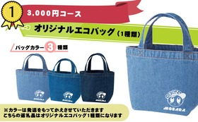オリジナルエコバッグ(3000円)