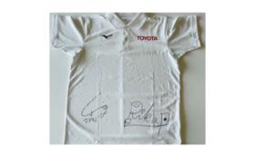 【スケート】宇野・紀平選手サイン入りポロシャツコース(XLサイズ)