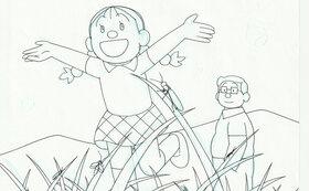 【1名様限定!】蛍の命・表紙原画