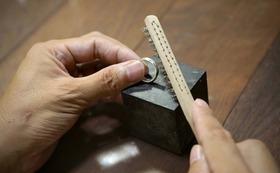 フクラクラフト 銀細工と七宝焼体験教室参加券