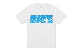 Kim Hyoyun(アーティスト)×血洗滝神社コラボTシャツ